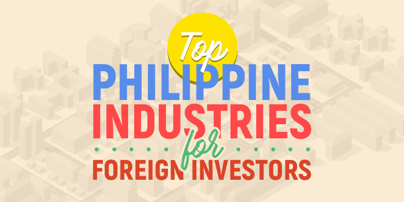 Philippine Trade Secretary Talks About Top Industries for Foreign Investors