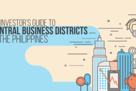 An Investor's Guide to Central Business Districts in the Philippines Infographic